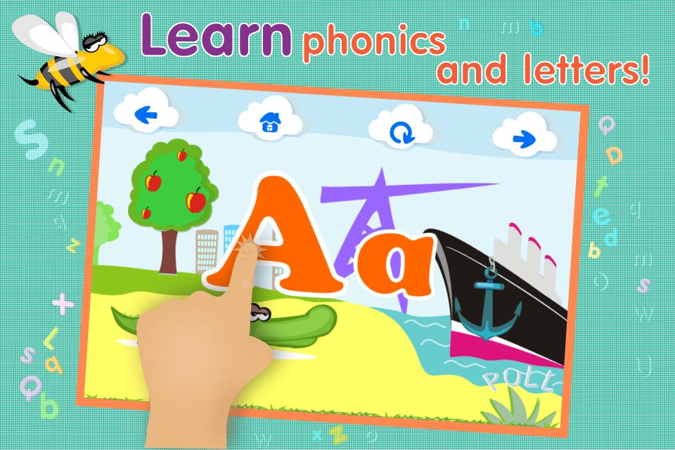 Montessori ABC Games  - Educational App