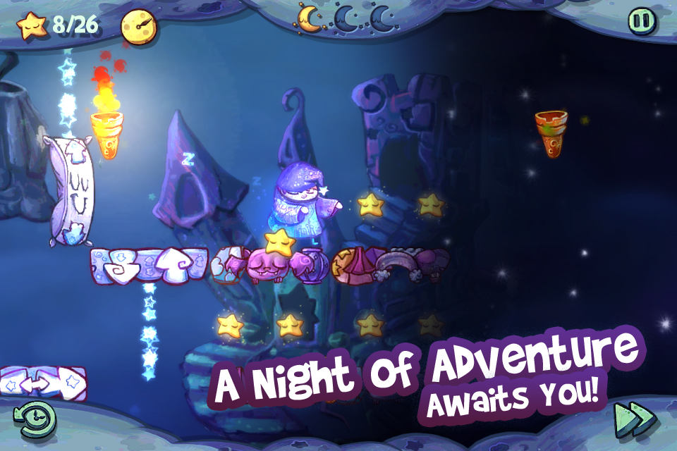 Screenshot Sleepwalker's Journey FREE